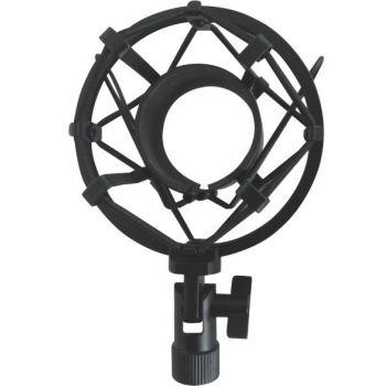 Araña para Microfono 46-48 mm, Black - Audibax