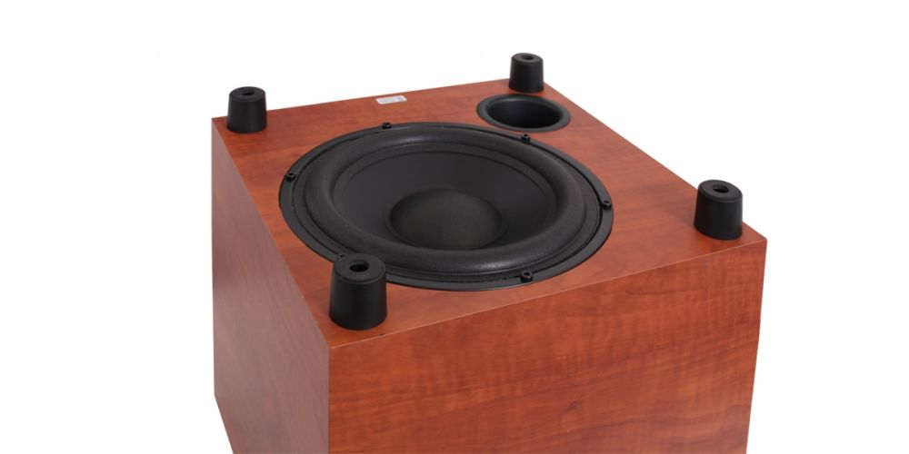 jamo sub210 darkapple subwoofer
