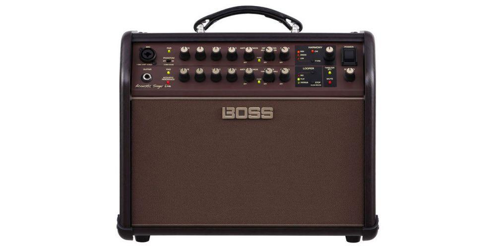 boss acs acoustic singer live 2