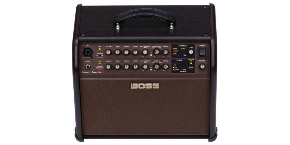 boss acs acoustic singer live 4