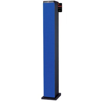 NEVIR 834 TBTU Torre De Sonido Bluetooth Azul
