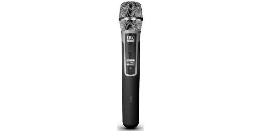 comprar microfono mano inalambrico U506HHC