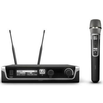 LD Systems U506 HHC Sistema inalámbrico con Micrófono de Mano
