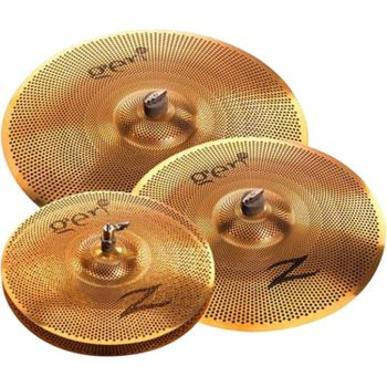 Zildjian gen16 EA cym box set buffed bronze hi Hat13