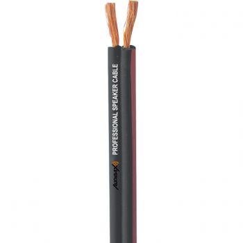 Audibax Bobina Cable Altavoz Paralelo 100 Metros, 2 X 1.5mm