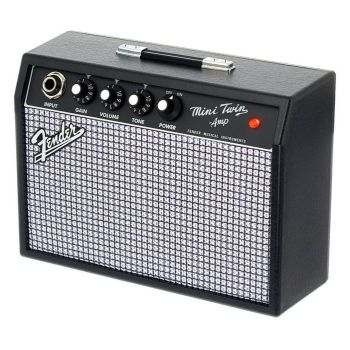 Fender Mini 65 Twin Amp Amplificador ( REACONDICIONADO )