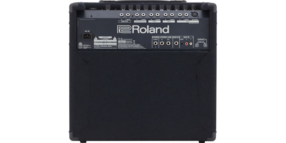 roland kc 400 in out