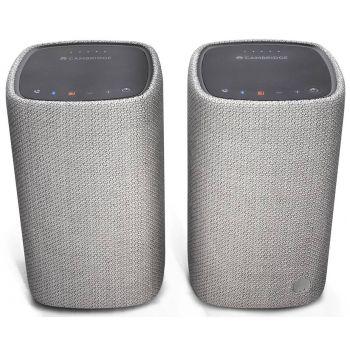 Cambridge Audio YOYO M Gris Claro Altavoces Estereo Bluetooth