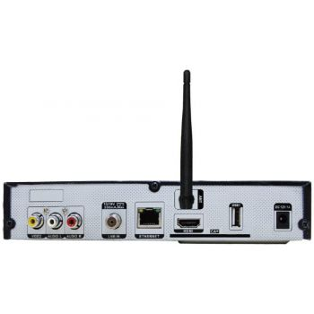 Iris 9800 HD Receptor de TV por Satélite (Full HD, WiFi) ( REACONDICIONADO )
