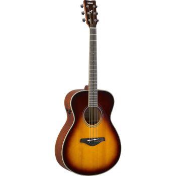 YAMAHA FS-TA BS BROWN SUNBURST Guitarra Electro Acústica