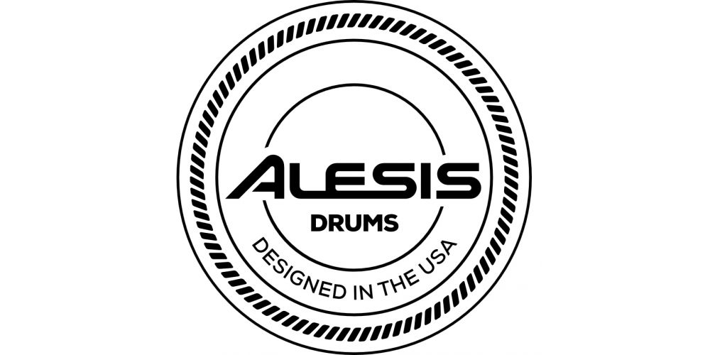 Alesis turbo mesh kit logo