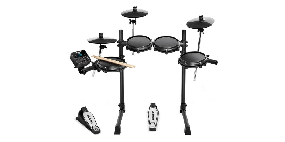 Bateria alesis turbo mesh kit