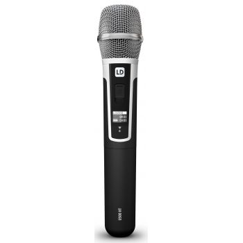 Ld Systems U506 Mc Micrófono De Mano De Condensador