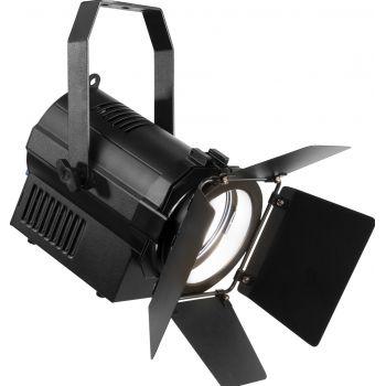 Beamz BTF-050Z Mini Fresnel Foco Teatro Zoom 50W WW+50W CW White LED DMX 151382