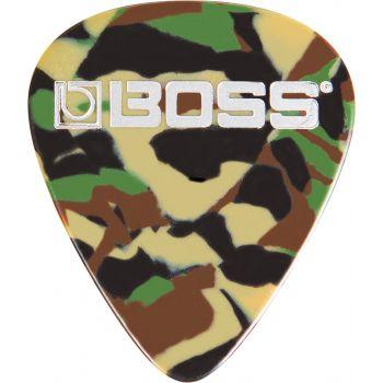 Boss BPK-12-CT Paquete 12 Púas para Guitarra