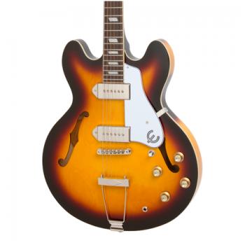 Epiphone Casino Vintage Sunburst Guitarra Eléctrica