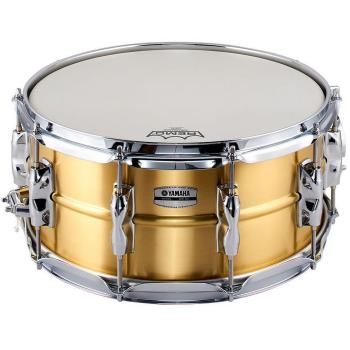 Yamaha Recording Custom Brass Caja 14x6´5 JRRS1465