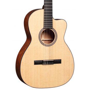 Martin 000C12-16N A/E NYLON CUTAWAY Guitarra Clásica con estuche incluido