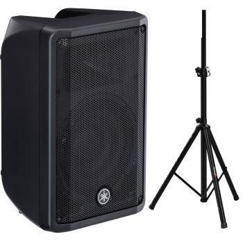 YAMAHA DBR 10 Altavoz Profesional Bi-Amplificado 10
