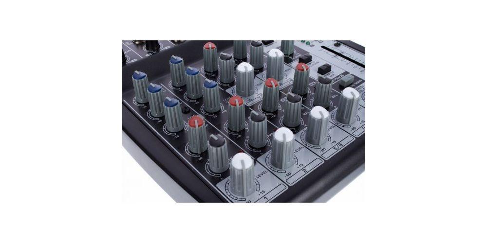 behringer 1002 xenyx controles