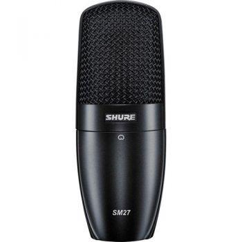 SHURE SM27 LC Micrófono Condensador SM-27LC