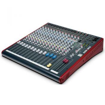 ALLEN-HEATH ZED-16FX Mezclador con 10 entradas mono, 3 estéreo, USB