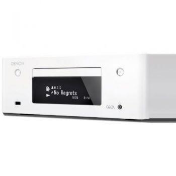 DENON RCD-N9 WH Receptor Receptor /CD Blanco