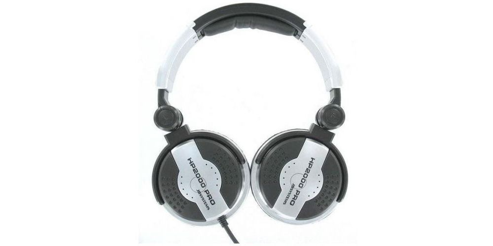 hp 2000 pro auricular jb systems