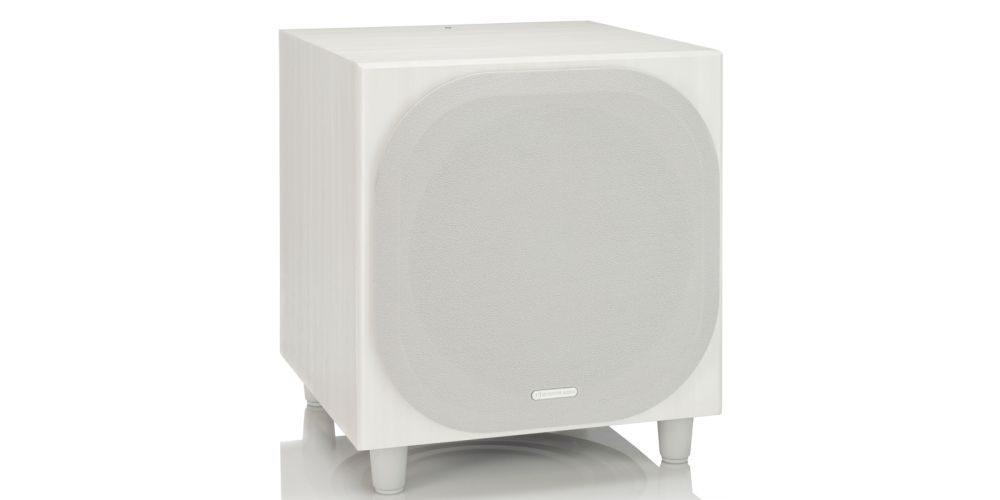 BRONZE W10 WHITE MONITOR AUDIO ALTAVOZ