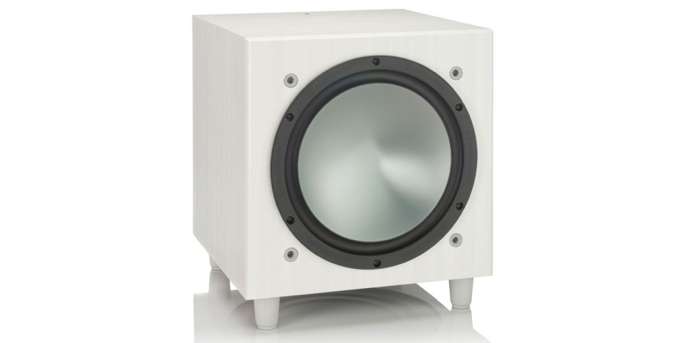 BRONZE W10 WHITE MONITOR AUDIO