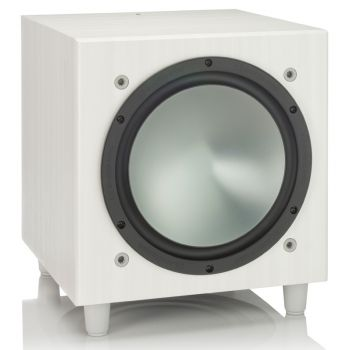 MONITOR AUDIO BRONZE W10, White Ash