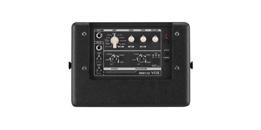 vox mini 3g2 ivory mandos controles