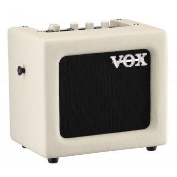 VOX MINI 3G2 IVORY Amplificador Guitarra 3Watios