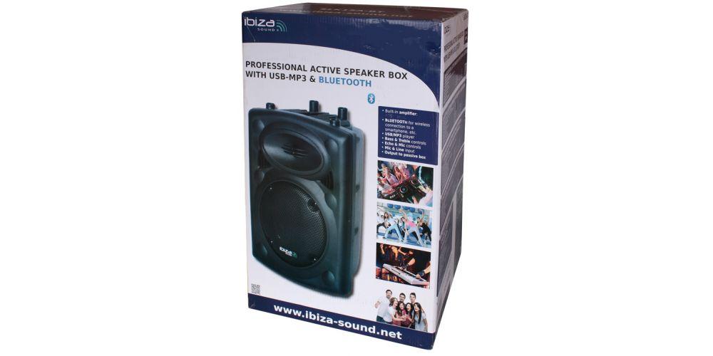 IBIZA SOUND SLK8A BOX