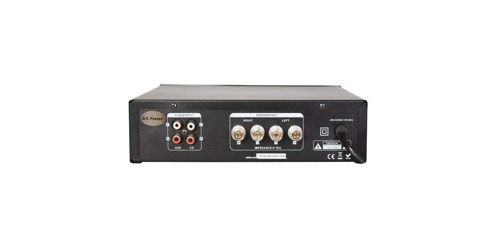 madison mad1000 amplificador estereo conexiones