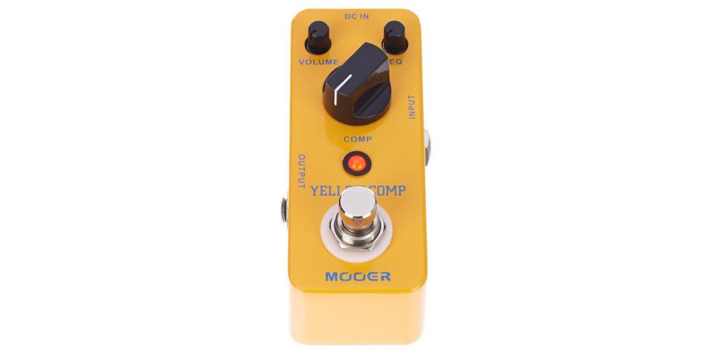 Mooer Yellow comp