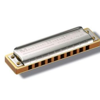 Hohner Armonica 2005/20D Marine Band Deluxe D (RE)