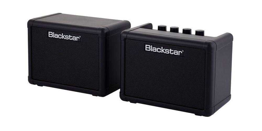 Blackstar Fly 3 Pack Black