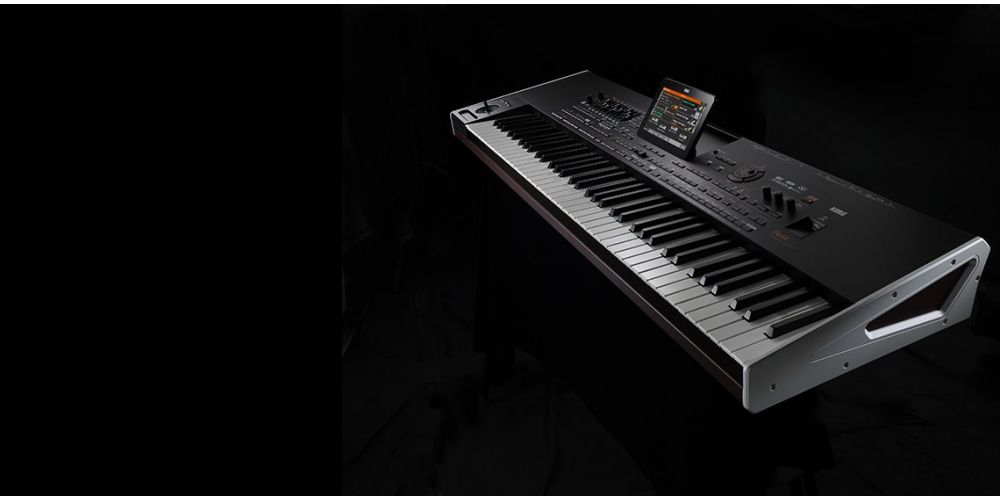 KORG PA4X 76 pa4x 61 teclado semicontrapesadas