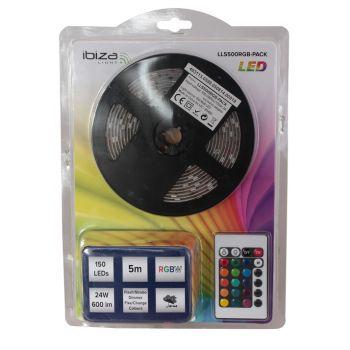 Ibiza Light LLS500 RGB Pack