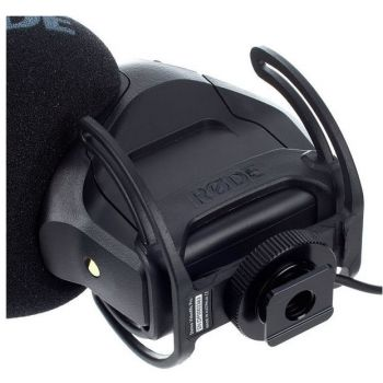 Rode Stereo Videomic Pro Rycote Micrófono de condensador