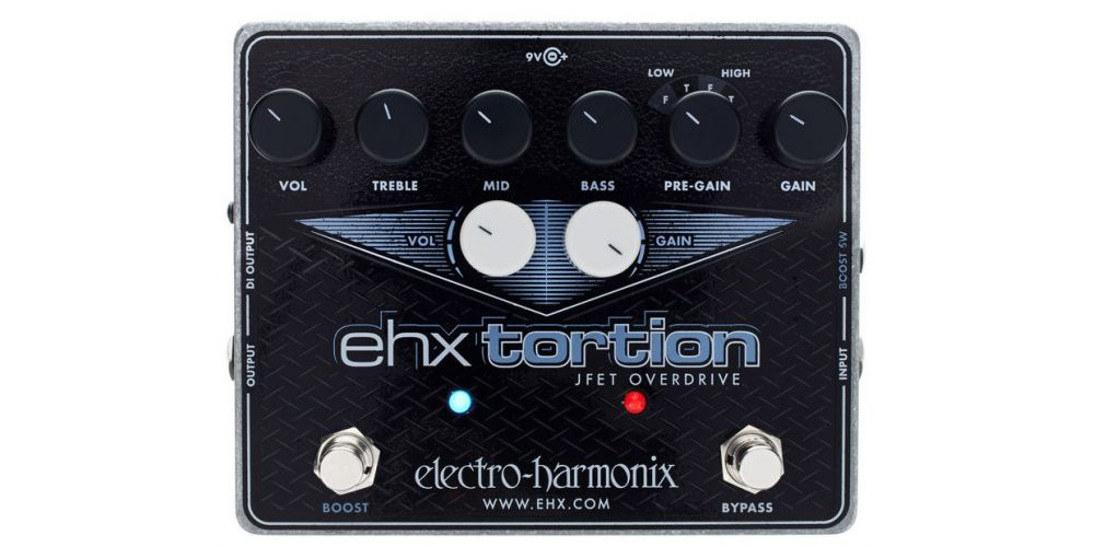 electro harmonix xo ehx tortion 3
