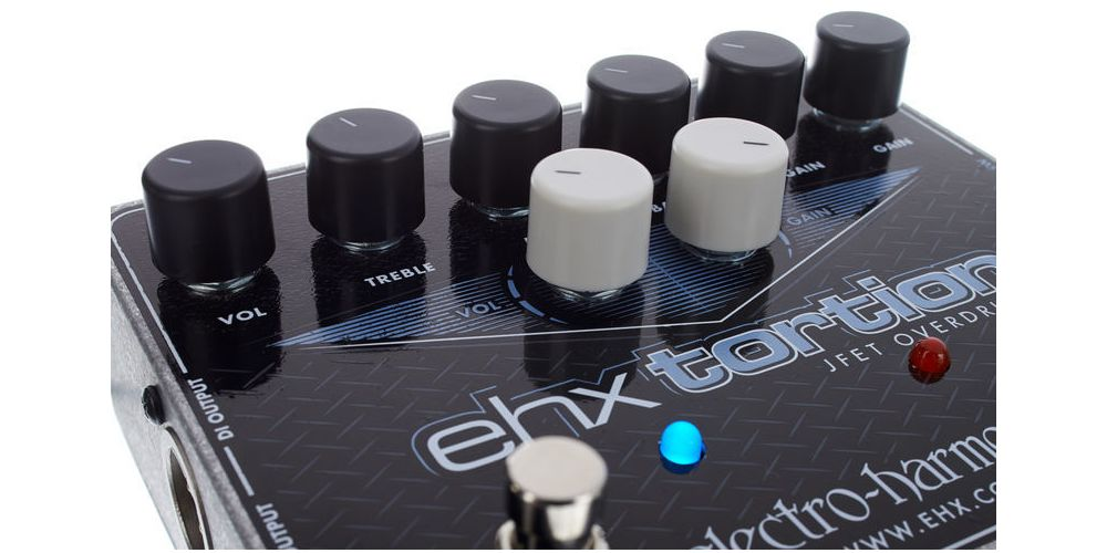electro harmonix xo ehx tortion 6