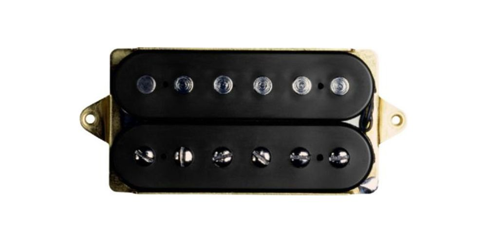 Comprar DImarzio EJ Custom Bridge negra DP212BK