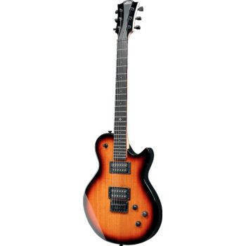 LAG I66TOS Guitarra Eléctrica Imperator 66 Tobacco Sumbur