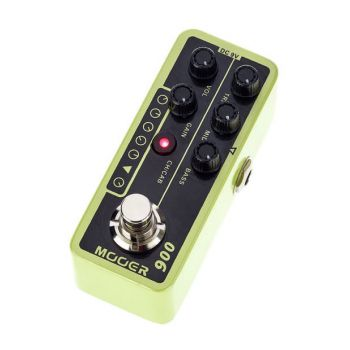 Mooer CLASSIC DELUXE MICROPREAMP 006 pedal