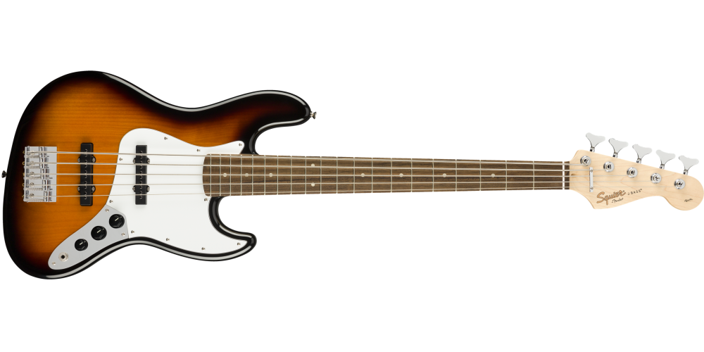 Fender Squier Affinity Jazz Bass V LRLSunburst