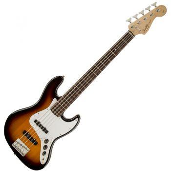 Fender Squier Affinity Jazz Bass V Brown Sunburst