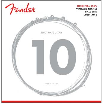Fender Cuerdas Original 150 Acabado Niquel Puro .010-.046
