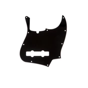 Fender Golpeador 5 cuerdas Jazz Bass 10 agujeros de montaje Negro